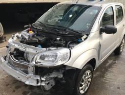 Sucata Fiat uno Vivace 1.0 2016