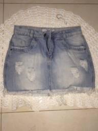 Bazar da Faby - Saia Jeans