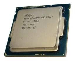 Título do anúncio: Processador gamer Intel Pentium G3220