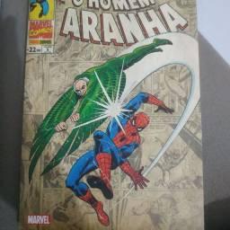 Coleção histórica Homem-Aranha Marvel edições completa e outras