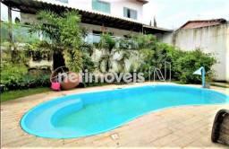 Casa à venda com 5 dormitórios em Céu azul, Belo horizonte cod:851548