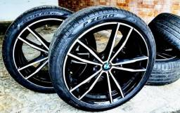Título do anúncio: Rodas 19 BMW 320i M 2020