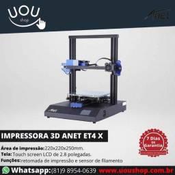 Título do anúncio: Impressora 3D Anet ET4 X