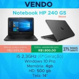 Notebook HP 240 G5