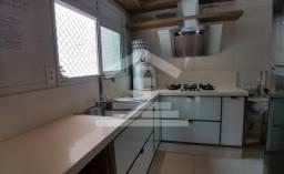 Apartamento com vista eterna para o mar _andar alto em bairro nobre _com móveis projetados