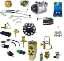 Compressores e peças em geral para ar condicionado automotivo