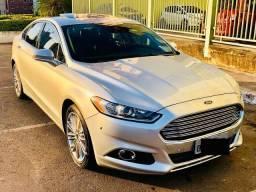 Ford Fusion Titanium 2.0 Turbo 16V AWD - 240 CV - Baixou R$ 70.900,00 - 2014