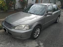 Honda Civic 1.6 Ex 4p - 2000 - 2000
