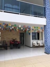 Casa na Barra de São Miguel com diária de Lancha e Cozinheira/arrumadeira incluso