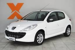 Peugeot 207 XR 1.4 Flex 8V 5p - Branco - 2011 - 2011