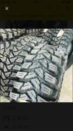 Pneu para jeep ou troller 40X13,5 R17 - 2018