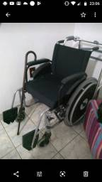 Cadeira de rodas Ortobras pouco uso