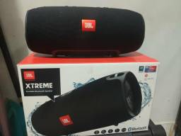 JBL Xtreme na caixa