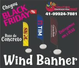 Wind Banner (Banner Bandeira)