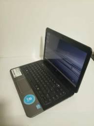 Notebook HP i3 6Gb 500Gb de HD