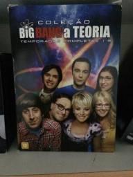 Box The Big Bang Theory DVD