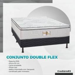 Conjunto Double FLEX em até 10 x no crediário