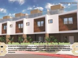 Lançamento - Casas - Parque das Nações - 87m² - 2 suítes -SN