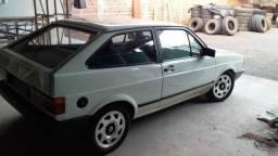 Gol quadrado Cl 1.6 ap a gasolina - 1989