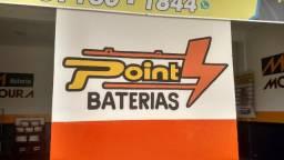 Bateria nova 60amp. 139,99 com garantia confira anuncio