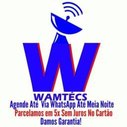 Wamtécs- Antenas e Técnico Imediato