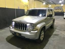 Jeep Cherokee LIMITED 2010 V6 Blindado - 2010