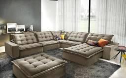 Sofa sob medida( aprovado pela a ad)