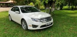 Ford Fusion 2.5 Teto Branco Pérola - 2011