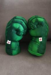 Luvas do Hulk