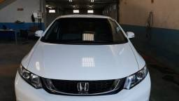 HONDA CIVIC *entr+parcela - 2009