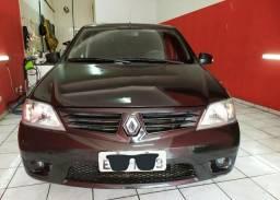 Renault Logan 1.0 Authentique 16v flex 4p manual_impecável_2010 - 2010