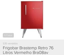 Frigobar Vintage Brastemp 220/110V