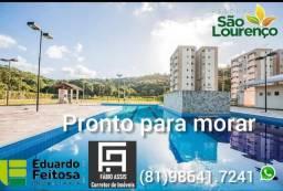 Reserva São Lourenço - Saia agora do Aluguel ! Pronto para Morar