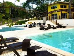 Casa em condomínio para venda em mata de são joão, praia do forte, 4 dormitórios, 1 suíte,