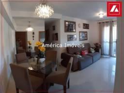 Harmonia -apartamento 90m, 2 garagem individuais, porcelanato, andar alto, churrasqueira