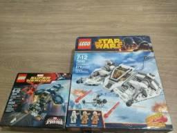 2 Sets Lego de Star Wars e da Marvel. Momento Black Friday!!
