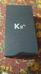 Vendo celular Novo modelo LG k9