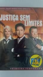 Dvd Justiça sem Limites (1°temporada)