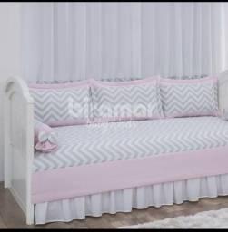 Conjunto de cama solteiro Biramar