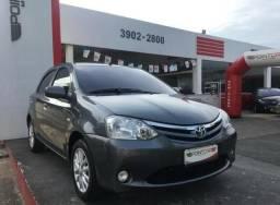 Toyota Etios Xls 1.5 Mec. Unico dono - 2013