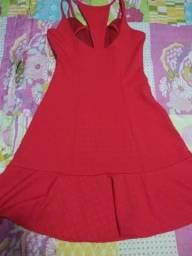 Vestido Rosa Coral