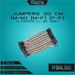 Jumpers para Arduino