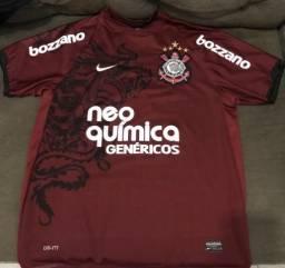 2 Camisetas Oficiais do Corinthians