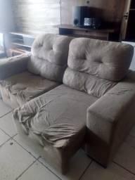 Sofá Retrátil e reclinável 449