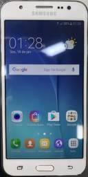 Samsung Galaxy J5 Branco igual a novo