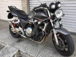 Honda CB 1300 Super Four Abs 2008 Cinza Com Apenas 19.000 km Rodados! - 2008