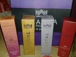 Vendo perfumes de bolso são apenas 30 reais cada um.facilito a entrega a domicílio