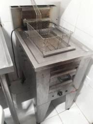 Fritadeira 22l óleo 220w