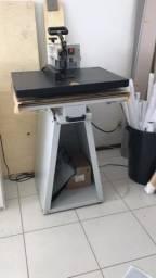 Prensa Térmica (52 X 72 cm) - Metalnox