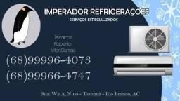 Imperador refrigerações. Serviços especializados
